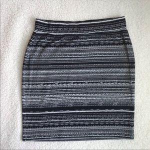 [Loft] NWT Multicolored Pencil Skirt